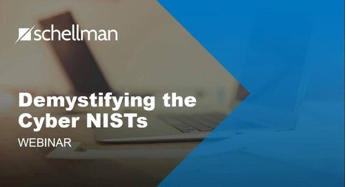 Demystifying the Cyber NISTs