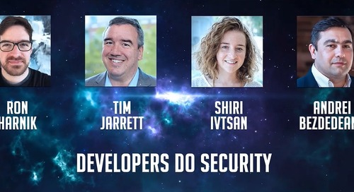 Predict 2020 - Developers Do Security