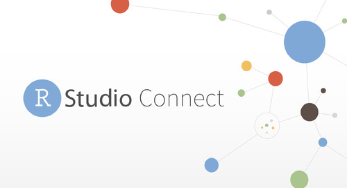 What is RStudio Connect?