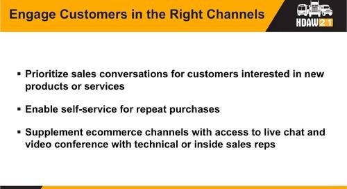 Digital Transformation in Sales: HDAW Video