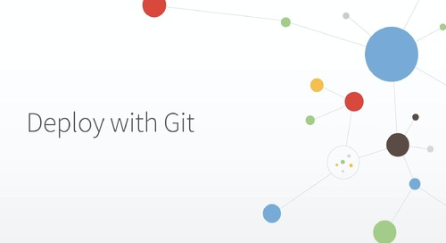 RSC 1.8 - Deploy with Git