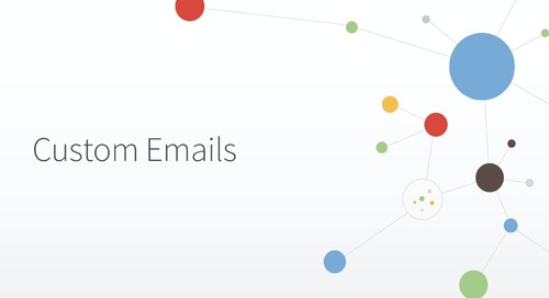 RSC 1.8 - Custom Emails