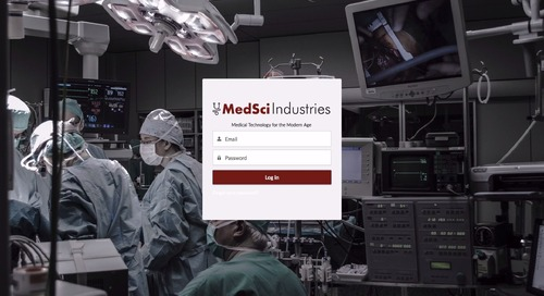 Surgical Case Management Solution Demo