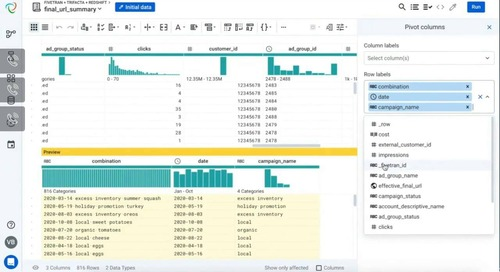 AWS, Trifacta, + Fivetran: The Modern ELT Stack to Win with Cloud Data Warehousing