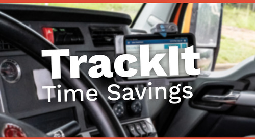 TrackIt Saves You Valuable Time
