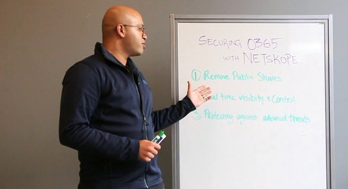 Smart Cloud Sessions: Securing Microsoft Office 365
