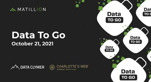 Data to Go - Data Clymer