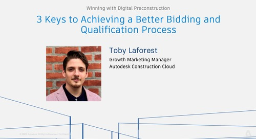 3 Keys to a Better Bidding and Qualification Process