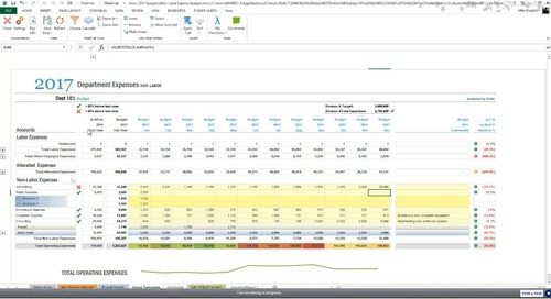December 5th Budgeting Webinar by Justin Merritt
