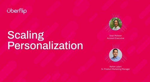 Coffee Conversations Episode 2: Personalization at Scale