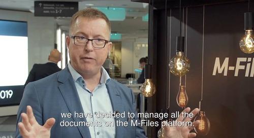 Customer Case Study Video: UPM