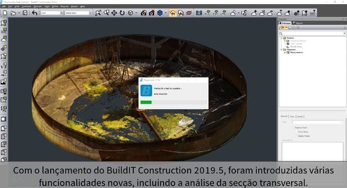 Novidades do BuildIT Construction 2019.5