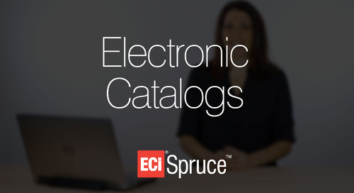 Spruce Video: Electronic Catalogs