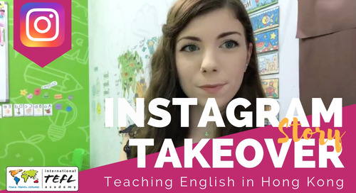 Day in the Life Teaching English in Hong Kong with Anna Lofdahl