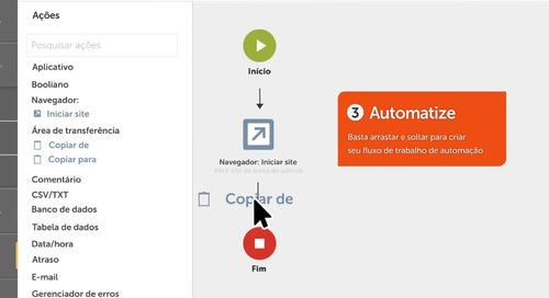 Automation 360 RPA_pt-BR