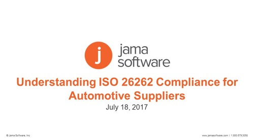 Understanding ISO 26262 Compliance for Automotive Suppliers