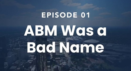 The Roof Episode 01: ABM Was A Bad Name