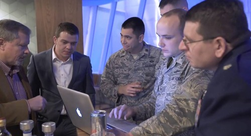 Hack the Air Force 2.0 Live-Hacking Event brings together Airmen and Hackers