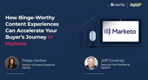 How Binge-Worthy Content Experiences Can Accelerate Your Buyer's Journey in Marketo with Bumper