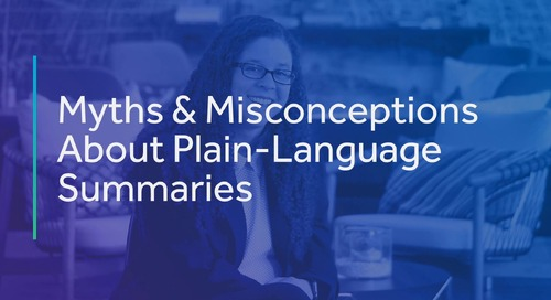 Plain-Language Summaries: Myths and Misconceptions