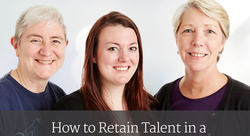 Retaining Talent in a Multi-Generational Workplace