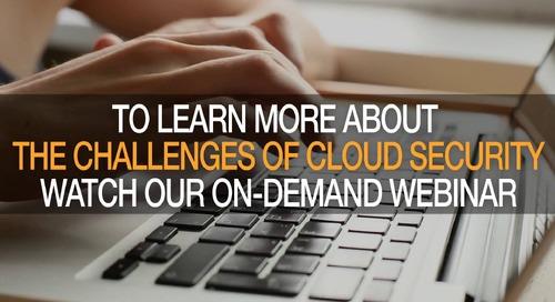 Top Cloud Security