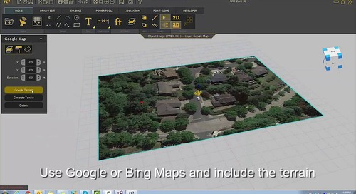 FARO ZONE 3D 2018 - software feature overview