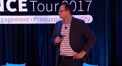 Worker Experience Tour 2017: NewYork - InnovationShowcase