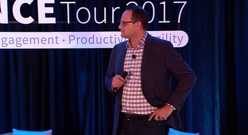 Worker Experience Tour 2017: NewYork - InnovationShowcase