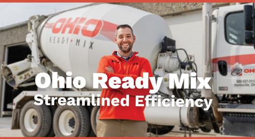 Ohio Ready Mix Streamlined Efficiency | Command Alkon