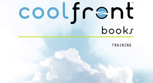 Coolfront Books - Modifying Company Title