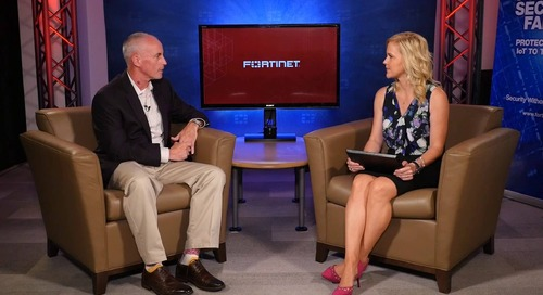 An Interview with John Maddison, Fortinet SVP of Products and Solutions Marketing