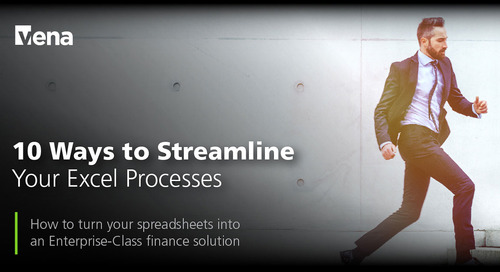 10 Ways to Streamline Your Excel Processes