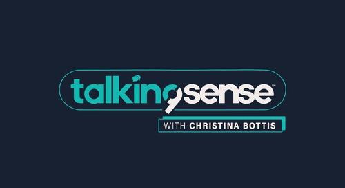 Talkingsense with Christina Bottis Promo