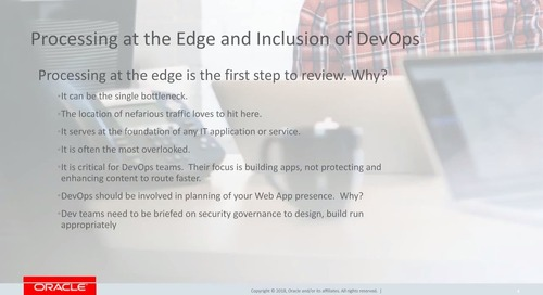 Edge Resiliency: Strategies to Meet the Challenges