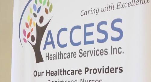 Access Healthcare Services: Saving 15% in administration costs with AlayaCare