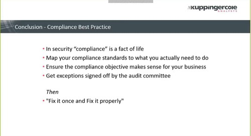 Privilege Access It is time for a cyber-based and NOT a compliance approach