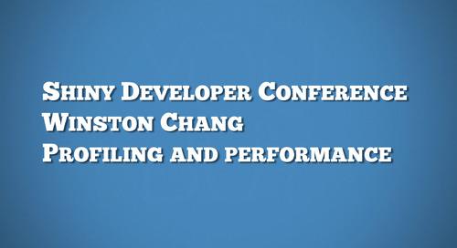 Profiling - Winston Chang