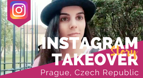 Day in the Life Teaching English in Prague, Czech Republic with Joanna Afghani
