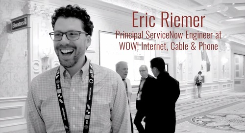 ServiceNow Success Story: WOW! Internet, Cable and Phone