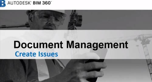 Add and Manage Issues