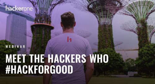 Meet the Hackers who #HackForGood - APAC