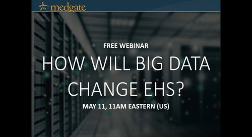 How Will Big Data Change EHS
