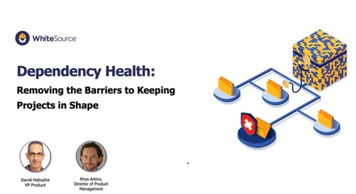 Dependency Health - Removing the Barriers to Keeping Projects in Shape