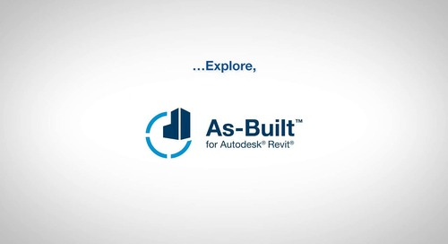 As-Built para o Autodesk Revit