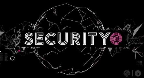 Security@ 2019 Keynote: Goldman Sachs