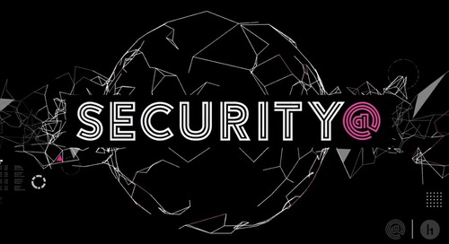 Security@ 2019 Keynote: Goldman Sachs