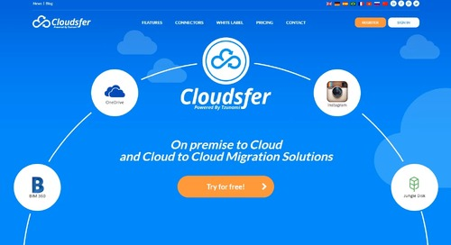 Cloudsfer + BIM 360 Integration