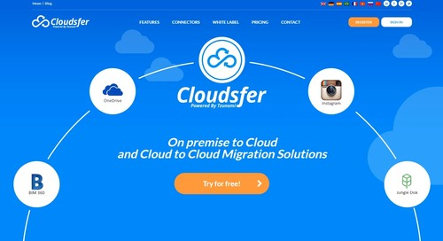 [Video] Cloudsfer + BIM 360 Integration