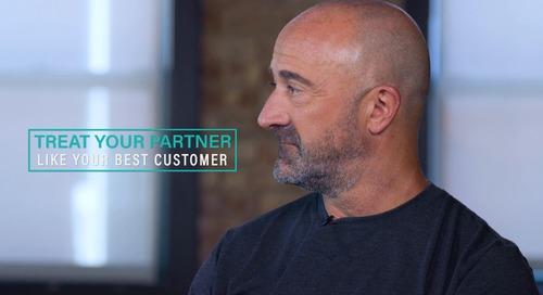 Treat Partners like your Biggest Customer: Chris Barbin, CEO of Tercera